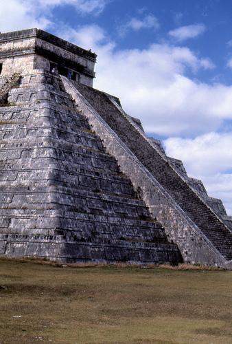 Bild på Chichén Itzá Mexico