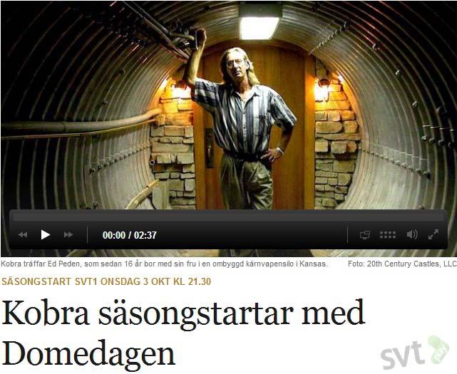 Kobra Domedagen 2012