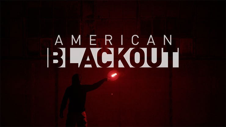 American Blackout on National Geographic