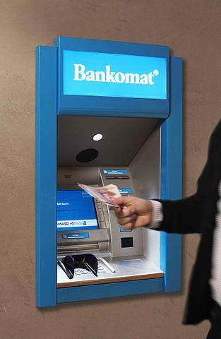 Sakrare uttagsautomater i butiker