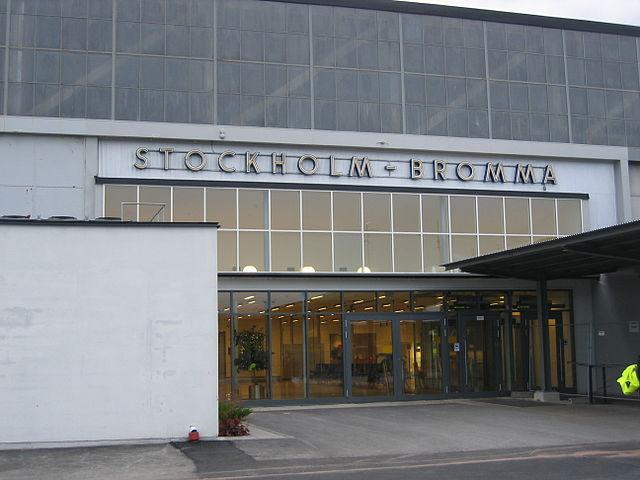 Bromma Flygplats