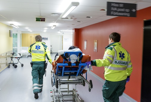 Ambulanssjuksköterska Skåne