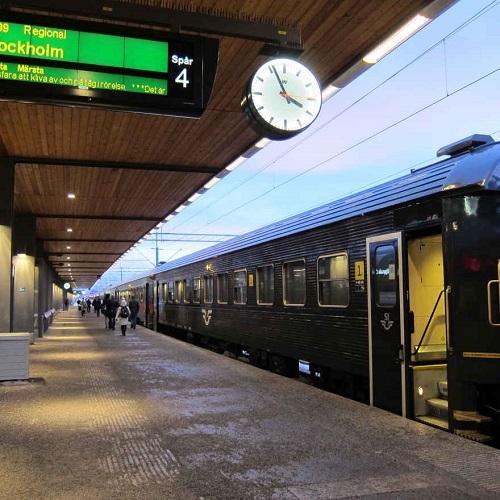 SJ Regionaltåg