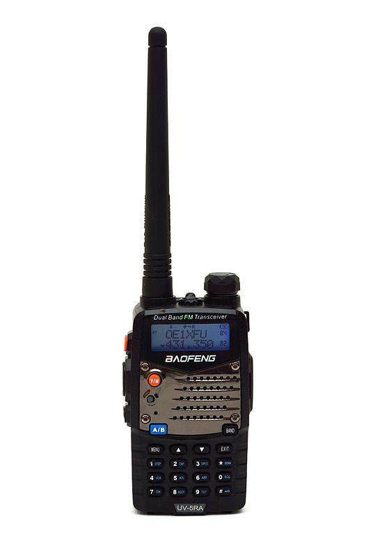Baofeng Amatörradio Radioamatör