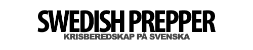 Swedish Prepper